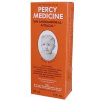 Percy Medicine Relieves Diarrhea (Overindulgence In Food and Drink) 3 OZ