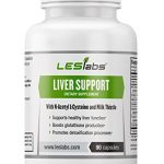 Liver Support – Natural Supplement for Healthy Liver Function & Detoxification – With Milk Thistle, NAC, ALA and Dandelion Root – 90 Vegetarian Capsules