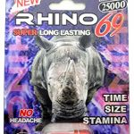Rhino 69 Extreme 15000 – Sexual Male Performance Enhancement Pill (15K) – 6 Pack (15K)
