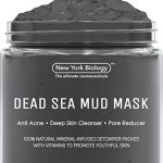 Dead Sea Mud Mask for Face & Body – 100{0ad59209ba3ce7f48e71d4a0dc628eee9b107ea7079661ded2b3bda89b047a8b} Natural Spa Quality – Best Pore Reducer & Minimizer to Help Treat Acne , Blackheads & Oily Skin – Tightens Skin for a Visibly Healthier Complexion – 8.8 OZ