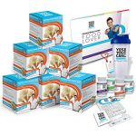 Yes You Can! Diet Plan Transform Kit Food Lover: Protein Shake Snacks, 30 Fat Burner Pills, 30 Appetite Suppressant Pills, 30 Colon Cleanser Pills, 30 Collagen Pills, 1 Bilingual Transform Guide (Spanish/english), 1 Shaker Bottle, 1 Yes You Can!™ Diet Plan Heart Shaped Band,1 Certificate of Success and 1 Yes You Can! Diet Plan Sticker. (Vanilla, 60 Protein Shakes)