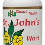 St. John's Wort, Mood Stability Support, Mentally Relax, 100{0ad59209ba3ce7f48e71d4a0dc628eee9b107ea7079661ded2b3bda89b047a8b} All-Natural, Hypericum, 434 Mg, 100 Capsules, Nature's Health