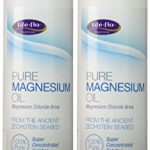 Life-Flo Health Care Pure Magnesium Oil, 2 Count