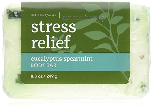 Stress Relief Eucalyptus Spearmint Body Bar Soap 8.8oz/249g