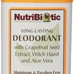 Nutribiotic Deodorant, Mango Melon, 2.6 Oz