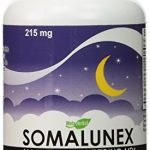 SomaLunex Extra Strength Sleeping/Calming/Stress Relief Pills w/Melatonin, Chamomile, Valerian, St Johns Wort – Timed Release Tablets