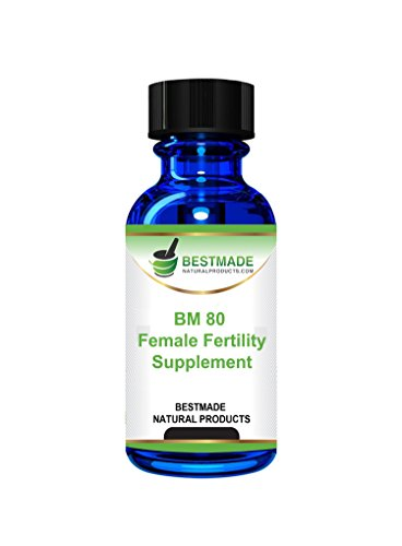 Bestmade Natural Products Female Fertility Supplement Natural Remedy , BM80