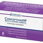 ConceptionXR Motility Support Male Fertility Supplements with L-Carnitine (30 Day Supply)