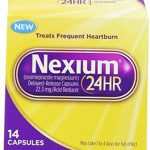 Nexium 24HR Capsules 14 ea (Pack of 11)