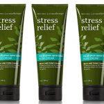 Lot of 3 Bath & Body Works Aromatherapy Eucalyptus Spearmint Stress Relief Body Cream (Eucalyptus Spearmint)