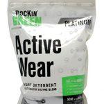 Rockin' Green Platinum Series Active Wear Laundry Soap for Sportswear, Uniforms, Gear & High Tech Fabrics, 45 oz.