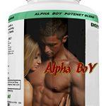 ALPHA BOY Male Testosterone Booster. Sexual Enhancement Pills. Performance& Libido Booster.