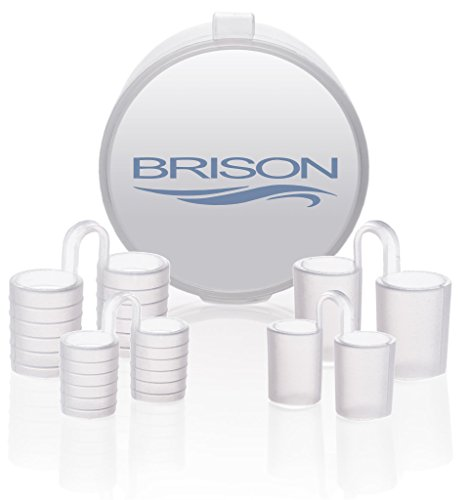 Snore Stopper by BRISON Stop Snore Nasal Dilators for Breathing Aid Sleep Device against Health Risk