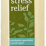Bath &Body Works Aromatherapy Stress Relief Eucalyptus Spearmint Luxury Bath 15 Fl Oz