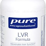 Pure Encapsulations – LVR Formula – Hypoallergenic Supplement with Antioxidant Support for Liver Cell Health* – 120 Capsules