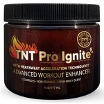TNT Pro Ignite Stomach Fat Burner Body Slimming Cream With HEAT Sweat Technology – Thermogenic Weight Loss Workout Enhancer (6 oz Jar)