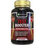 Testosterone Booster Supplement – Alpha Male Max Potency Natural Test Booster Pills For Men To Improve Stamina, Performance & Build Muscle Mass – Maca, Tribulus, Fenugreek, Tongkat Ali