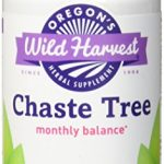 Oregon's Wild Harvest Chaste Tree Organic Herbal Supplement, 90 Count