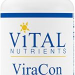 Vital Nutrients – ViraCon – Herbal Combination to Support the Immune System – 120 Capsules