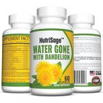 Premium Diuretic Water Pill With Dandelion – Fights Water Retention & Bloating Without The Drugs Found in Medicinal Pills – Pure & Potent Choice of Diuretics – Natural & Safe – Order Risk Free.