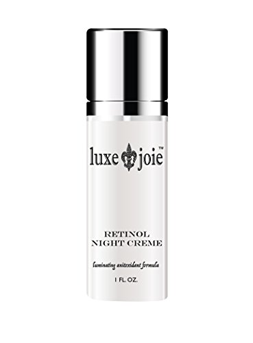 Retinol Night Creme Anti Aging Deep Wrinkle Fine Line Reducing Smoothing