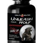 Men enhancement pills sex – UNLEASH YOUR WOLF – MALE ENHANCEMENT – SIZE UP – Tongkat ali complex – 1 Bottle 60 Capsules
