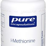 Pure Encapsulations – l-Methionine – Hypoallergenic Supplement Support for Liver and Pancreas* – 60 Capsules