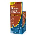 Magni Life Muscle Cramp Pain Reliever, 125 Count