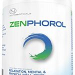 #1 FORMULA Zenphorol® Stress and Anxiety Relief   Reduces Symptoms of Depression and Panic Attacks. Boost Mood, Aid Restful Sleep, Promotes Physical and Mental Well-Being   1530mg