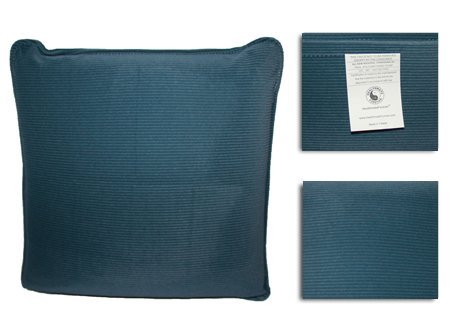 HealthmateForever Pressure Activated Massage Pillow (Slate Blue)	 HealthmateForever High Quality Pulsating Vibrating Relaxation Pillow | Can be used as a Sciatica Nerve Cushion to Treat Sciatic Pain | Great Massaging Pad Cushion for Back Support | Taking a long flight or a long road trip? It can work as a Lumbar Support Travel Pillow to Relieve Your Back Pain!