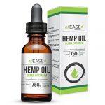 atEase Full Spectrum Hemp Oil Tincture 750mg – 1oz Peppermint Flavor