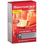 ThermaCare Advanced Back Pain Therapy (2 Count, L-XL Size, Pack of 3) Heatwraps, Up to 16 Hours Pain Relief, Lower Back, Hip Use, Temporary Relief of Muscular, Joint Pains