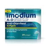 Imodium A-D Anti-Diarrheal, AD Caplets, 24/Box
