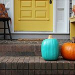 Teal Pumpkins Mark Allergy Safe Halloween Stops