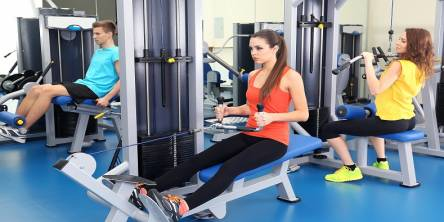 gyms and studios in delhi ncr