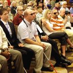 Honor blind veterans by advancing vision-restoring treatments