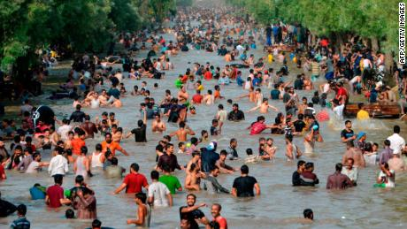 Climate change is already here, and heat waves are having the biggest effect, report says