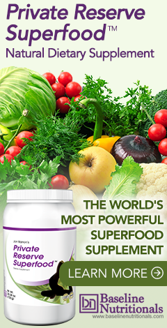 Superfoods from Baseline Nutritionals