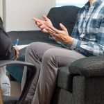 Anxiety in COPD Benefits From Cognitive Behavioral Therapy vs Self-Help