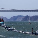 Ocean Cleanup device breaks down, well before ridding Pacific of plastics