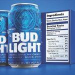 Bud Light Debuts Bigger Nutrition Labels – CBS Pittsburgh