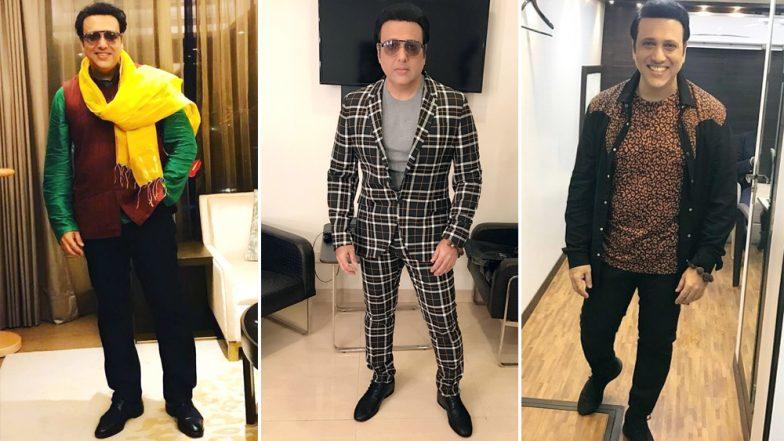 Wacky Wednesday: Govinda's Fashion Choices Are Always So Amusing and Amazing as His Personality