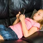 Couch potatoes start early: How to get kids moving
