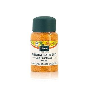 Kneipp Mineral Bath Salt with arnica