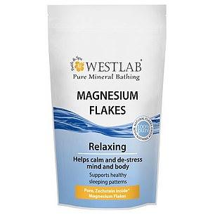 Westlab Magnesium Flakes, 1kg, £7.99