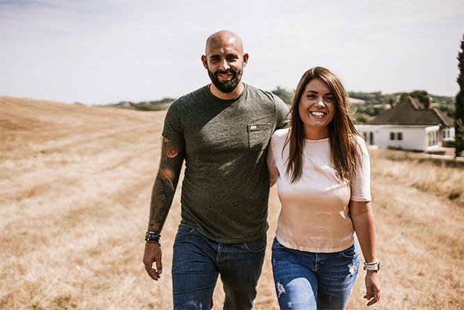 Luke and Francesca Hawker - The 321 Effect