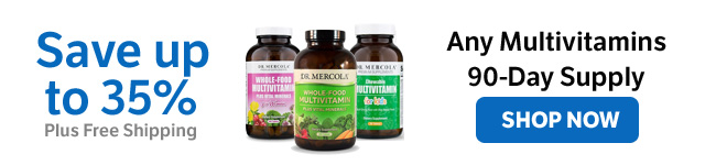Save up to 35%​ on any Multivitamin 90-Day Supply