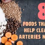 8 Foods that Clean Arteries and Veins Naturally