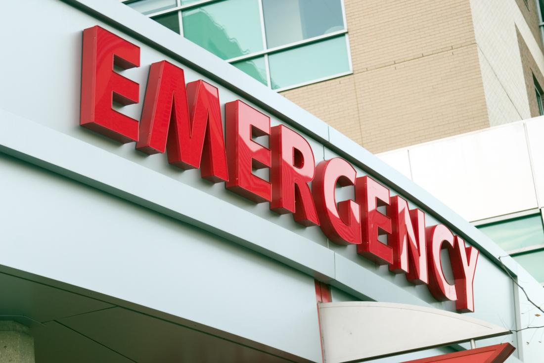 A person experiencing an ibuprofen overdose requires immediate medical attention.