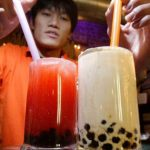 Bubble Tea: What Happened To A 14-Year-Old Who Drank It
